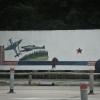 Patriotisk målning.
