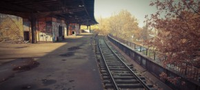 Berlins glömda järnväg