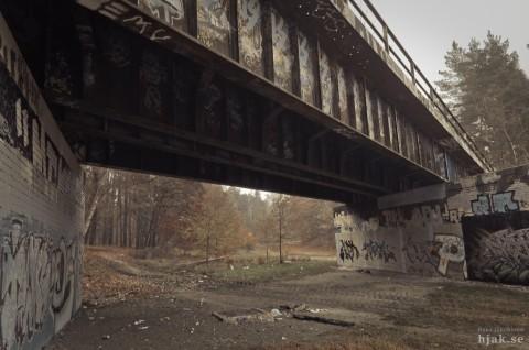 upplösningen av bron