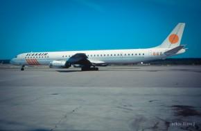 DC-8 vår flotta