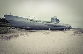 Ubåtsminnen i Kiel