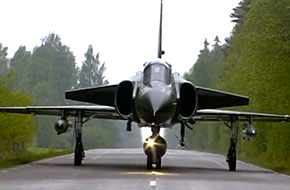 Meeting the Viggen