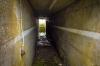 Geb.55. Huvudtunnel till manskapsbunker.