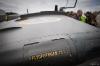 SK 60 är en fotogenisk flygmaskin. Foto Hans J 3.6.2012.