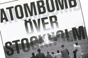 Atombomb över Stockholm